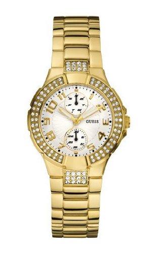 Reloj Guess Color Prism MujerCorrea Cuarzo Para Acero De Inoxidable Mini Dorado Analógico W15072l1 rexdCoWB