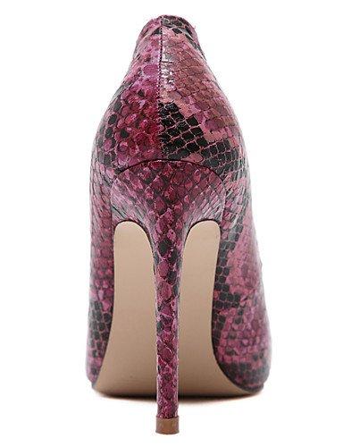 LFNLYX Zapatos de mujer-Tacón Stiletto-Tacones / Comfort / Innovador / Botas a la Moda / Zapatos y Bolsos a Juego-Sandalias / Tacones / Botas / Red