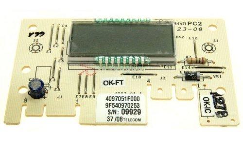 Tarjeta Pantalla LCD Scholtes referencia: c00096983 para ...