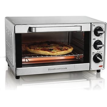 Amazon Hamilton Beach Convection Toaster Oven
