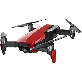 DJI Mavic Air Drone Quadcopter (Flame Red) Virtual Reality Experience Starters Bundle
