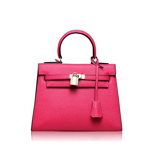 Señora Mini Bolsa De Moda De Cuero Bolso De Palma De Impresión De Hombro Bolso Messenger Bag Bolso E
