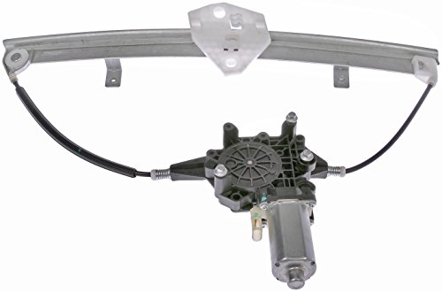 Dorman 741-807 Front Driver Side Power Window Regulator and Motor Assembly for Select ford / Mercury Models