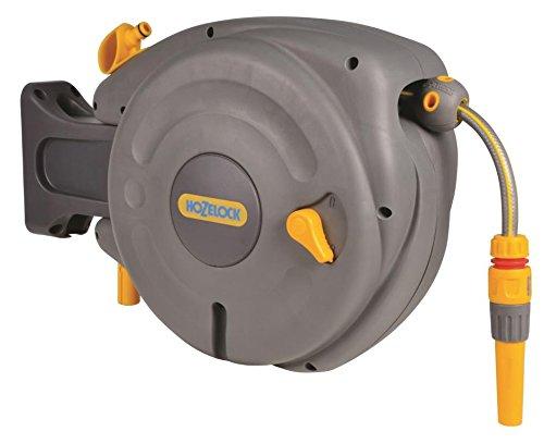 Hozelock 2485R0000 Dévidoir automatique AutoReel avec tuyau de 10 m