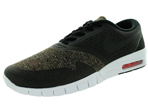 Hombre Marrón Black para de Skateboarding Zapatillas Eric Baroque Negro 2 black Nike Brown Koston MAX w84Owzq