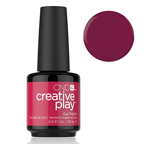 CND Creative Play Gel Polish #460 Berry Busy 0.5oz CND Creative Play UV