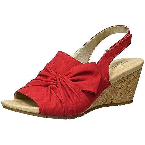 Bandolino Women's Gayla Wedge Sandal hot sale