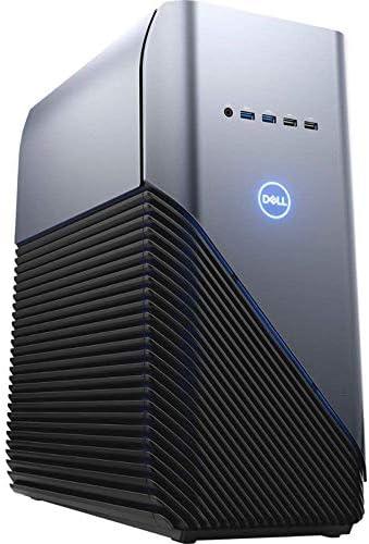 Dell Inspiron 5676 Gaming PC 16GB RAM, 128GB SSD 1TB HDD, AMD Ryzen 7 2700 8-Core up to 4.10 GHz, Radeon RX580 4GB, VR Ready Desktop, RJ-45 Ethernet, Windows 10