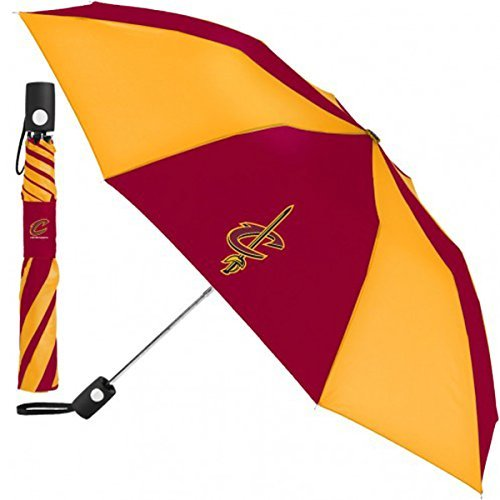 WinCraft NBA Cleveland Cavaliers Automatic Umbrella 42 inches by WinCraft