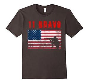 11 Bravo MOS Military Infantryman Tshirt