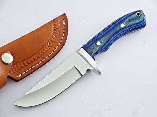 BC-504 - Handmade D2 Steel 9 Inches Skinner Knife -Stunning Design