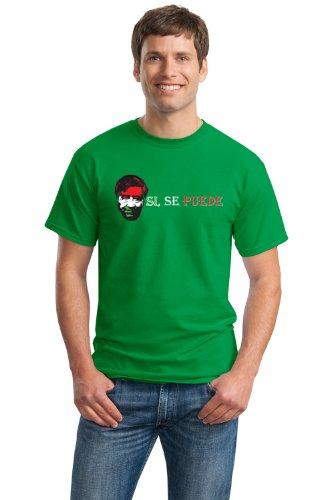 CESAR CHAVEZ Unisex T-shirt / Si Se Puede, Hispanic, Latino, Mexican Labor Pride