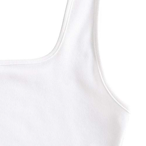 ZAFUL Women's Butterfly Graphic Tank Top Sleeveless Stretch Casual Basic Camisole