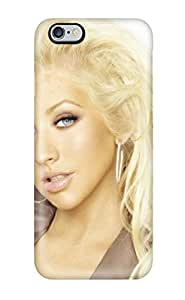 New Style Ideal Case Cover For Iphone 6 Plus(christina Aguilera), Protective Stylish Case 8743599K89119648