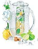 Bradex Fruit Infusion Flavor Pitcher Jug 2.5L BPA-free!