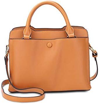 バッグ - 二つのレイヤーレザー/ポリエステル/ヨーロッパやアメリカのスタイルのハンドバッグ、ポータブルレディースショルダー/ショルダーバッグ、ソフト/ウェアラブル(26x14x19cm) よくできた