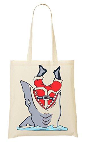 Wants À Eat To Sac Santa Shark Tout Provisions Sac Fourre dwB8xUUEq