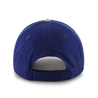 MLB Los Angeles Dodgers Basic MVP Adjustable Hat, Kids, Royal