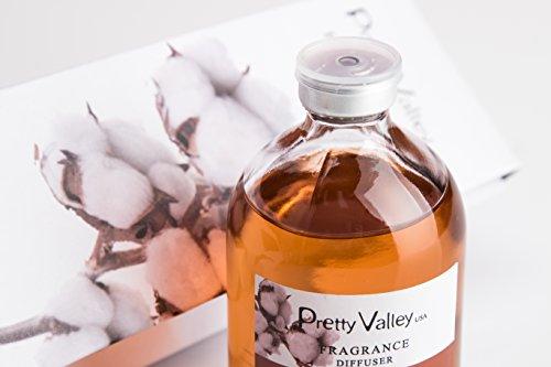 Pretty Valley Fragrance Diffuser in Cotton (Oil Reed Diffuser) ()