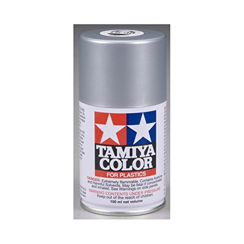 Spray Lacquer TS-30 Silver Leaf - 100ml Spray Can 85030 - Leaf Lacquer
