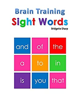 Brain Training Sight Words: 100 High Frequency Words (Kindergarten ...