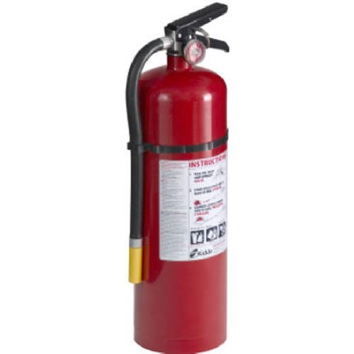 Kidde 21005785 Pro 460 Fire Extinguisher (Rechargeable Fire Extinguishers)