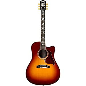 new for 2016 gibson acoustic songwriter cutaway progressive acoustic electric guitar. Black Bedroom Furniture Sets. Home Design Ideas