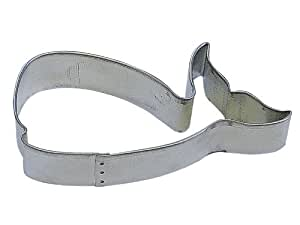 """R&M Whale 4"""" Cookie Cutter in Durable, Economical, Tinplated Steel"""