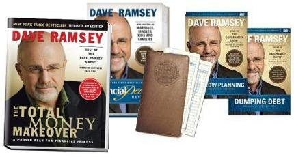 Dave Ramsey Starter Kit Includes The Total Money Makeover and Financial Peace Revisited, 2 DVDs and Starter Envelope Station