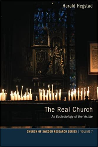 Book The Real Church (Church of Sweden Research)