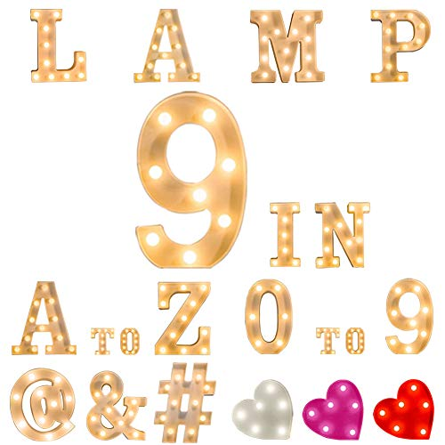 Q Dance Halloween 2019 (Q Light Up Letters White Plastic 3D LED Marquee Alphatbet Light Up Letter Light Sign for Home Wedding Anniversary Party Bar Birthday Graduation of 2019 BALLOON)
