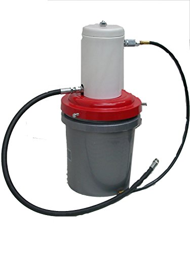 5 Gallon Pail Air Operated 3:1 Ratio Oil Pump Assembly