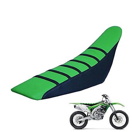 Universal Gripper Rubber Soft Motorcycle Seat Cover KX65 KX85 KX450F KX250 honda Yamaha Kawasaki Suzuki Husqvarna Pit Dirt Bikes