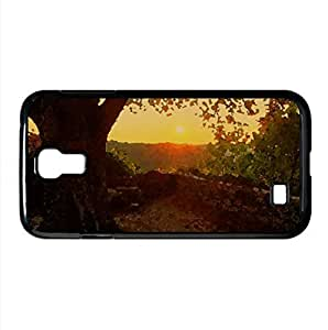 Sunny Autumn Day Watercolor style Cover Samsung Galaxy S4 I9500 Case (Autumn Watercolor style Cover Samsung Galaxy S4 I9500 Case) by lolosakes