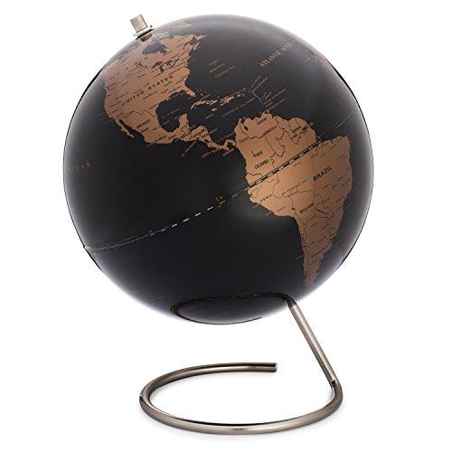 Homarden World Globe – Elegant Rotating Earth (Globe Of The World)