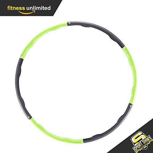 Sport Shiny Gym Basic 2.65lb Hula Hoop ()