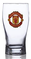 Manchester United FC Pint Glass - Great ...