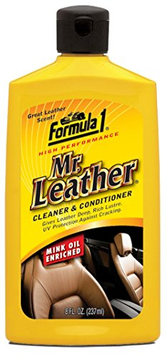 Formula 1 Mr.Leather Cleaner and Conditioner (237 ml)