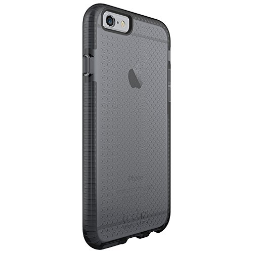 Tech21 Evo Mesh Case (Drop Protective) for iPhone 6/6S - Smokey/Black
