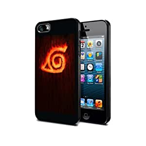 Naruto Cartoon Case For Iphone 5 / 5s Silicone Cover Case NNRT06