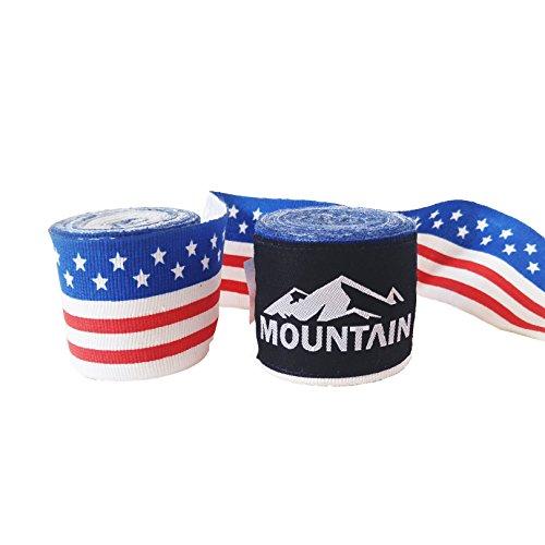 Mountain Striking Hand Wraps, 180