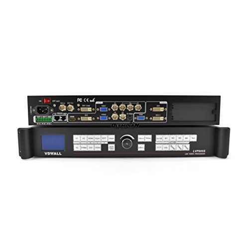 VDWall LVP605S Series LED VIDEO PROCESSOR by VDWall