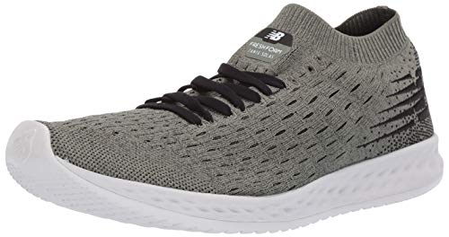 New Balance Men's Zante Solas V1 Fresh Foam Running Shoe, Mineral Green/Faded Rosin/Black, 10.5 D US
