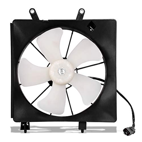 Radiator Cooling Fan For 2001 2002 2003 2004 2005 Honda Civic 1.7L 2.0L L4