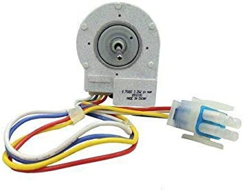 Ximoon WR60X10185 Refrigerator Evaporator Fan Motor for GE fits PS1019114 AP3875639