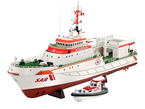 (Revell Revell05220 Hermann Marwede Search And Rescue Vessel Model Kit)