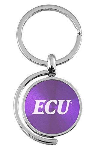 Amazon.com: East Carolina Universidad – Spinner Llavero ...