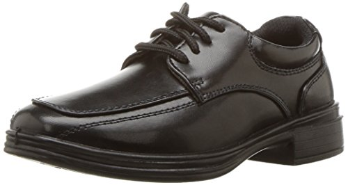 Deer Stags Boys' Sharp Oxford, Black, 1 W US Little Kid (And 1 1 W)