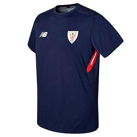 New Balance Camiseta ENTRENO Junior Athletic Club 17/18 (XLB ...