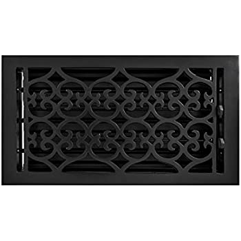 Signature Hardware 345959 Old Victorian Cast Iron Floor